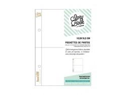 Album classeur 6*8 - aloha - + pochettes