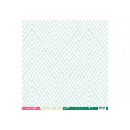 Acheter Feuille de scrapbooking - Teahupoo - 0,99€ en ligne sur La Petite Epicerie - 100% Loisirs créatifs