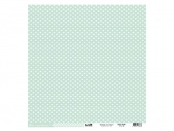 Scrapbooking paper - sea-green construction paper