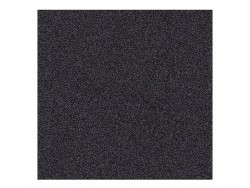 Feuille de scrapbooking - paillettes noires Kesi art - 1