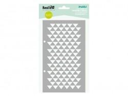 Stencil - Triangles