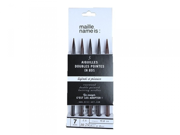 Acheter Aiguilles doubles pointes - 7 mm - 10,90€ en ligne sur La Petite Epicerie - 100% Loisirs créatifs
