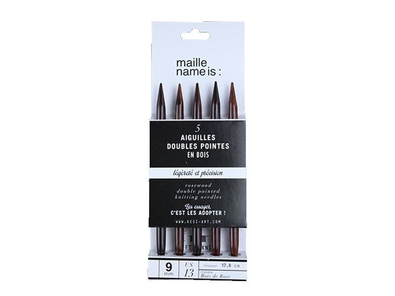 Acheter Aiguilles doubles pointes - 9 mm - 11,90€ en ligne sur La Petite Epicerie - Loisirs créatifs