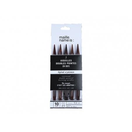Acheter Aiguilles doubles pointes - 10 mm - 12,90€ en ligne sur La Petite Epicerie - 100% Loisirs créatifs