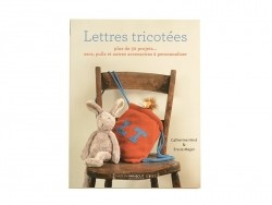 "Book - ""Lettres tricotées"" (in French)"