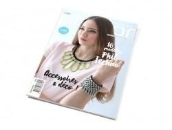 Minizeitschrift - Phildar Nr. 643 (auf Französisch)