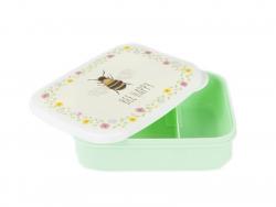 Boite hermétique / lunchbox - Bee Happy