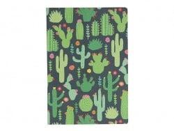 A5 notebook - cactus