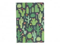 Carnet A5 - cactus Sass&Belle - 1