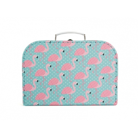 Set of 3 suitcases - tropical