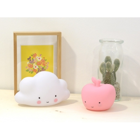 Acheter Veilleuse nuage - blanc - 12,90€ en ligne sur La Petite Epicerie - 100% Loisirs créatifs