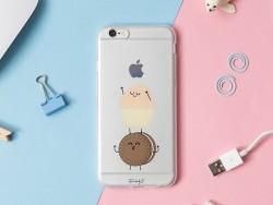 """Coque pour iphone 5/5S """"Rien n'est impossible"""""""