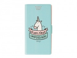 "Universal mobile phone case - ""Rien n'est impossible"""