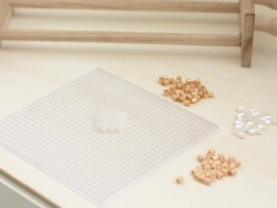 Sachet de 1000 perles Hama MIDI - Crème 02 Hama - 2