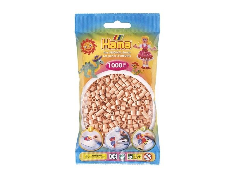 Acheter Sachet de 1000 perles Hama MIDI - chair 26 - 3,15€ en ligne sur La Petite Epicerie - 100% Loisirs créatifs