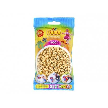 Sachet de 1000 perles Hama MIDI - beige 27