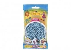Sachet de 1000 perles Hama MIDI - turquoise