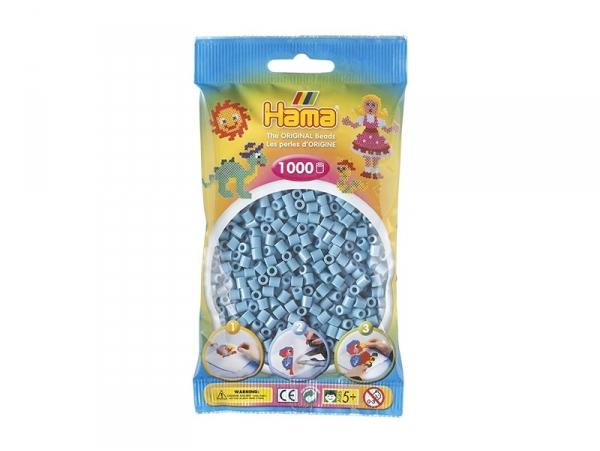 Sachet de 1000 perles Hama MIDI - turquoise 31 Hama - 1