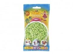 Sachet de 1000 perles Hama MIDI - vert pastel