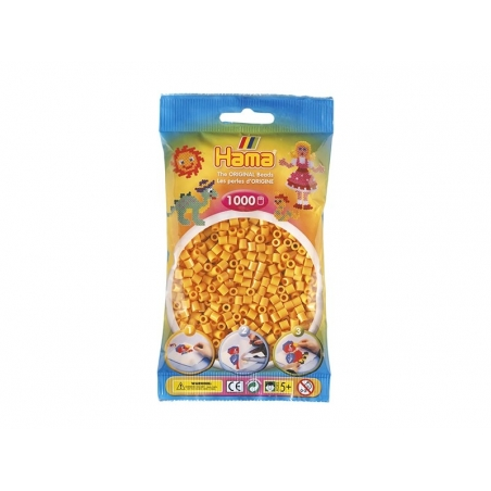 Sachet de 1000 perles Hama MIDI - caramel 60 Hama - 1