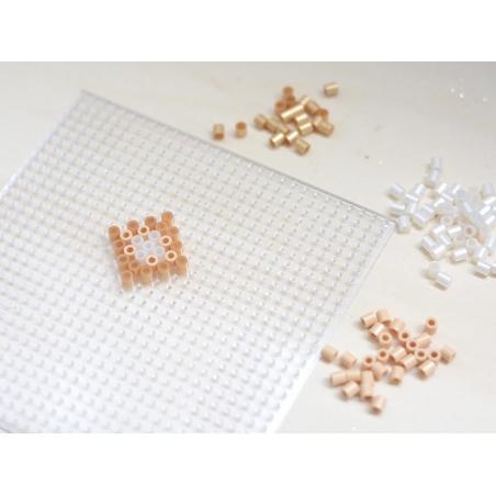 Sachet de 1000 perles Hama MIDI - blanc nacré 64 Hama - 2