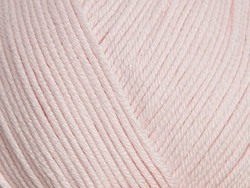 "Coton à tricoter ""Essentials Cotton DK"" - Pastel rose"