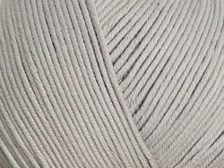 """Coton à tricoter """"Essentials Cotton DK"""" - gris argenté"""