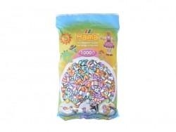 Acheter Sachet de 1000 perles Hama MIDI - bicolore multicolore 90 - 2,85€ en ligne sur La Petite Epicerie - Loisirs créatifs