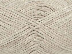 """Coton à tricoter """"Creative Cotton Aran"""" - Gris argenté 22"""