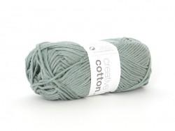 "Strickwolle - ""Creative Cotton Aran"" - Patina (Farbnr. 43)"