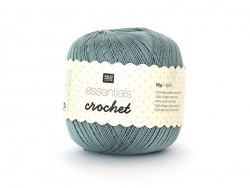 "Crochet cotton - ""Essentials - Crochet"" - patina (colour no. 24)"