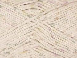 """Coton à tricoter """"Creative Cotton Print Aran"""" - Vert violet 18"""