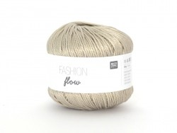 "Knitting yarn - ""Fashion Flow"" - beige (colour no. 02)"
