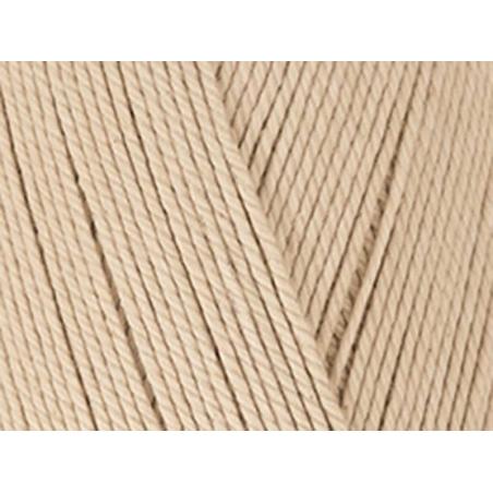 """Knitting yarn - """"Fashion Flow"""" - beige (colour no. 02)"""