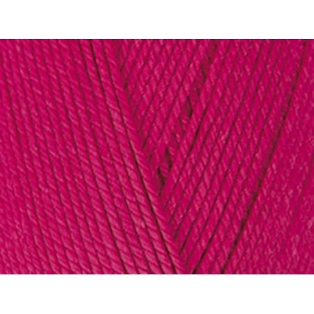 "Knitting yarn - ""Fashion Flow"" - fuchsia (colour no. 04)"
