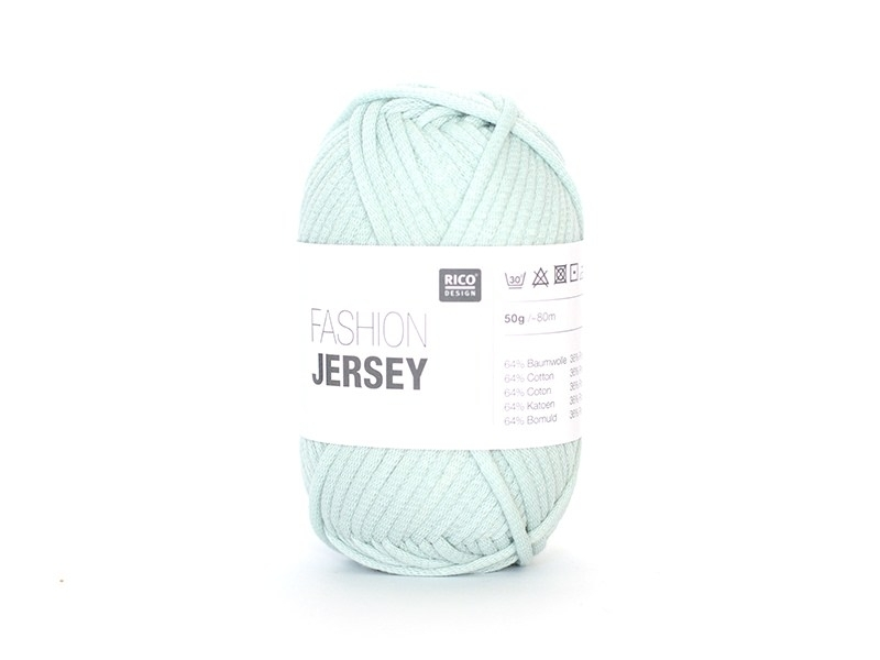 """Acheter Fil à tricoter """"Fashion Jersey"""" - Menthe 05 - 4,50€ en ligne sur La Petite Epicerie - 100% Loisirs créatifs"""