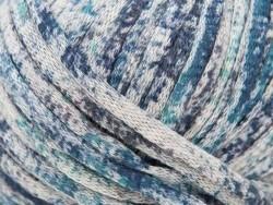 "Fil à tricoter ""Fashion Summer Print"" - Denim 03"