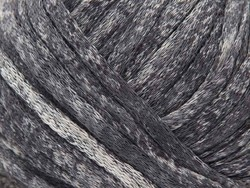 "Fil à tricoter ""Fashion Summer Denim"" - gris bleu 06"