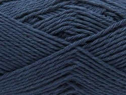 "Strickwolle - ""Rico Baby Cotton Soft DK"" - marineblau (Farbnr. 37)"