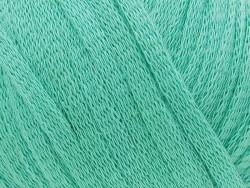 """Strickgarn - """"Fashion Summer"""" - smaragdgrün (Farbnr. 010)"""