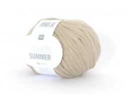 "Fil à tricoter ""Fashion Summer"" - Nature 11"