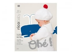 "Catalogue - Rico Baby ""Ohé!"" - Knitting (in French)"