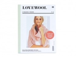 "Magazine ""Lovewool"" n°2 Rico Design - 1"
