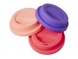 Couvercle en silicone - violet