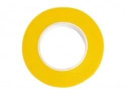 Bobine de bande de papier crépon - jaune
