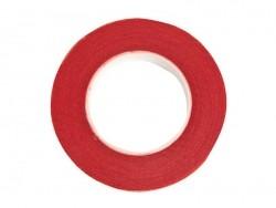 Bobine de bande de papier crépon - rouge