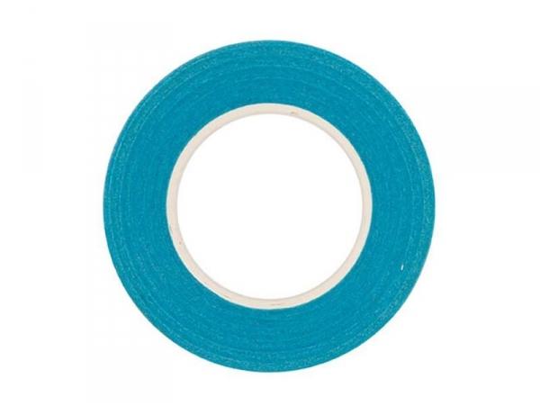 Bobine de bande de papier crépon - turquoise