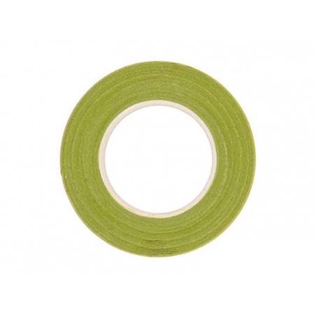 Bobine de bande de papier crépon - vert clair