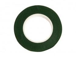 Bobine de bande de papier crépon - vert foncé