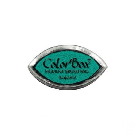 Encreur Turquoise